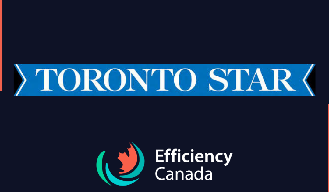 Op-Ed – Why Doug Ford needs an energy efficiency strategy