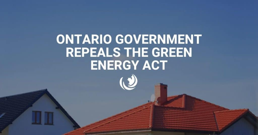 Ontario takes step backwards on Home Energy Labelling