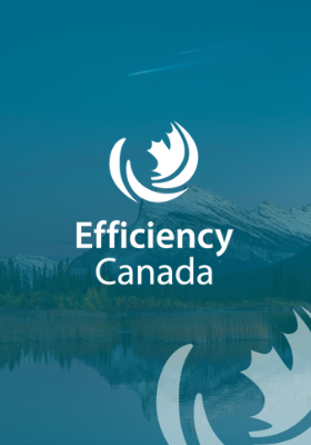 Who is Efficiency Canada?