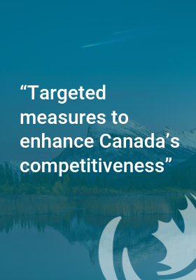 Energy Efficiency can be the Targeted Competitiveness Strategy the Federal Government is Looking for