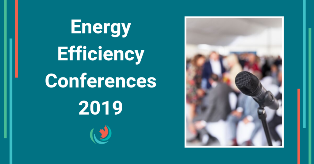 Energy Efficiency Conferences 2019