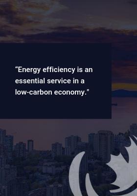 L'efficacité énergétique est une utilisation intelligente des revenus de la  tarification du carbone
