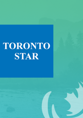 Éditorial – Directeur d'Efficacité Énergétique Canada Corey Diamond publié dans le Toronto Star
