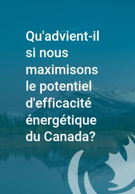 La Nouvelle-Écosse doit augmenter son efficacité énergétique pour éviter la construction d'une centrale chère dans cinq ans