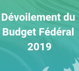Efficacité Énergétique Canada réagit au Budget 2019