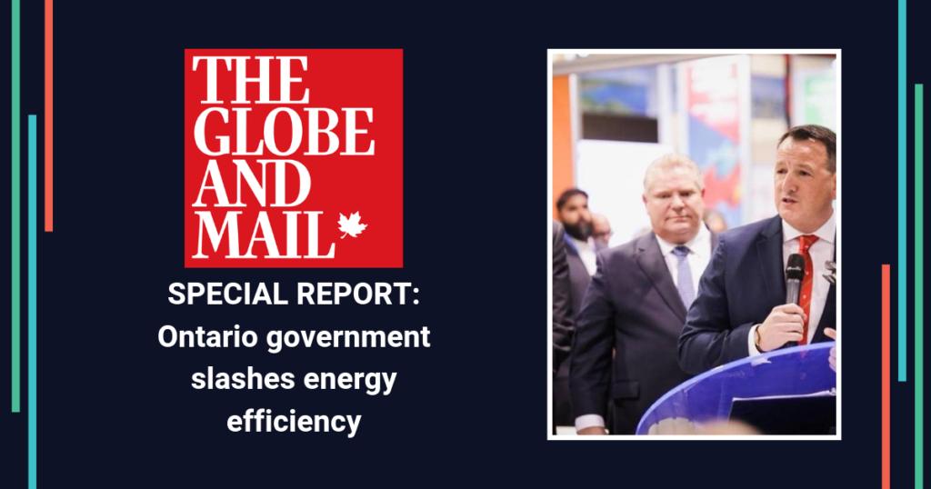Ontario Slashes Energy Efficiency Programs, Delays Promise to Cut Hydro Rates