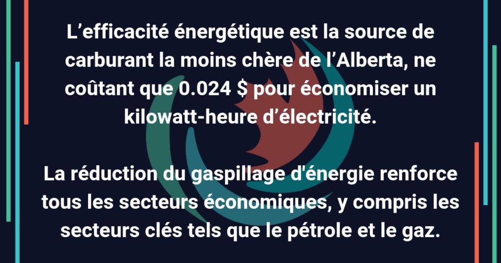 Un élément essentiel de l'économie Albertaine