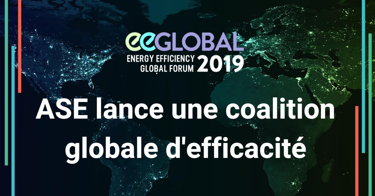 Coalition mondiale lutte contre changement climatique