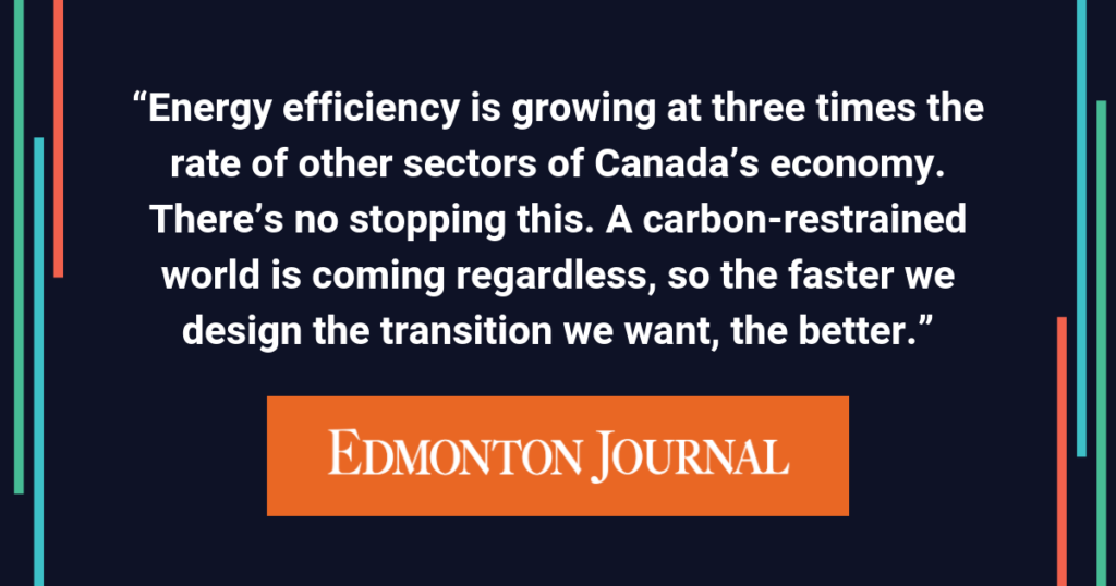 $850 million in economic growth in Alberta