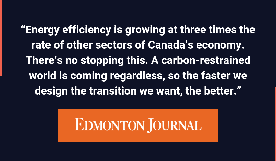 $850 million in economic growth: Energy Efficiency Alberta releases annual report
