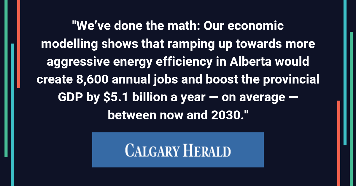 Opinion: Energy efficiency makes sense and doesn't need a carbon tax