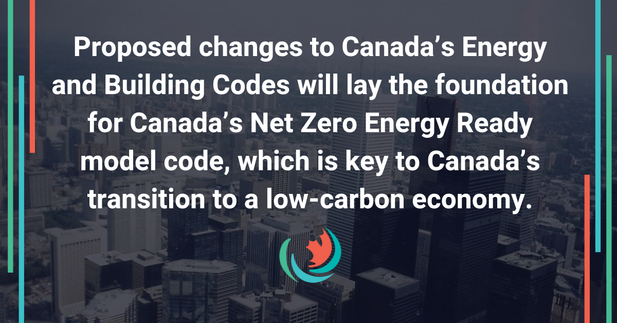 Towards Net-Zero: A Building Code Meeting for the History Books