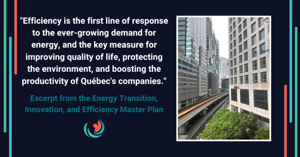 Quebec Moves to Strengthen Energy Independence