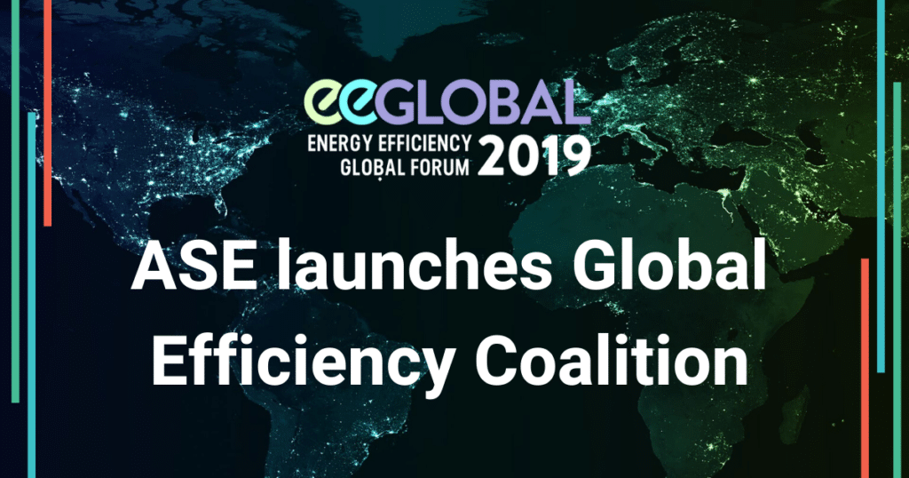 Alliance Launches Global Efficiency Coalition