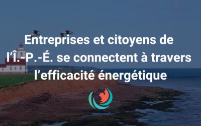 Programmes Î.-P.-É. succès pour entreprises et clients