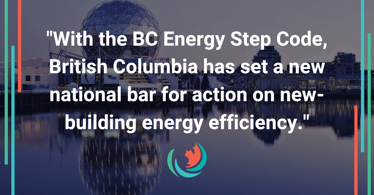 BC Step Code Spurring New Market Worth $3.3B