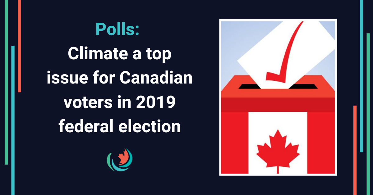 Environment Could Be Big Winner of Canada Election