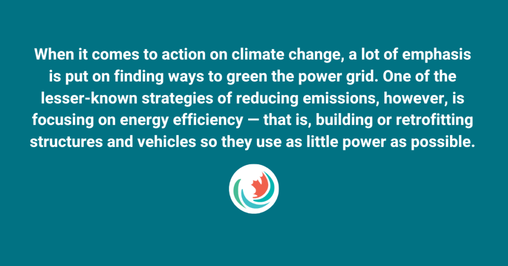 CBC News: Energy efficiency is key to climate action, but which provinces are leading the way?