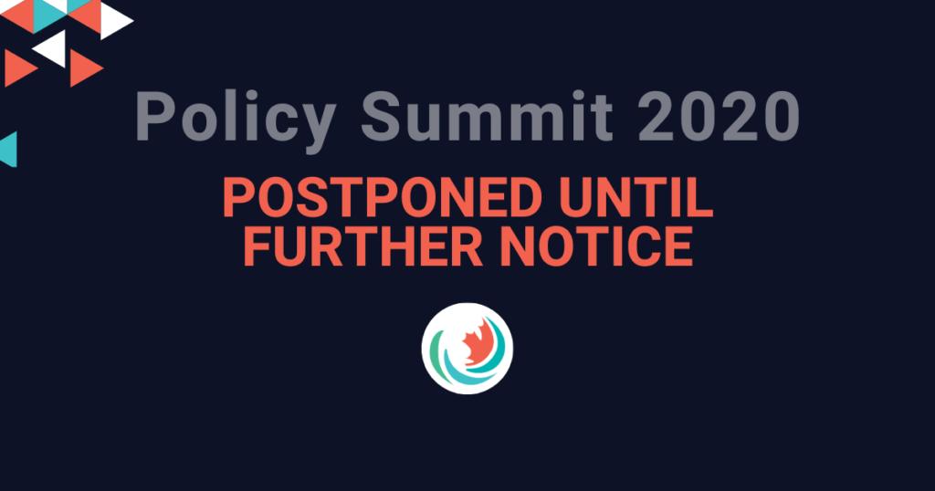2020 Efficiency Canada Policy Summit