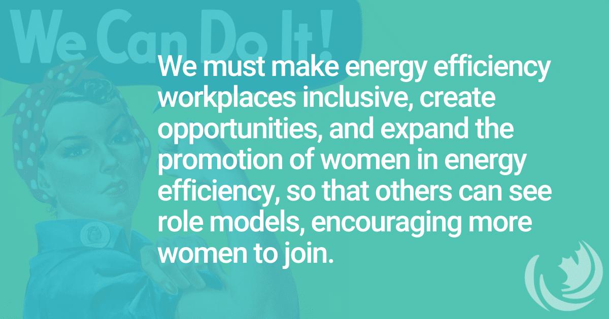 Gender and Energy Efficiency