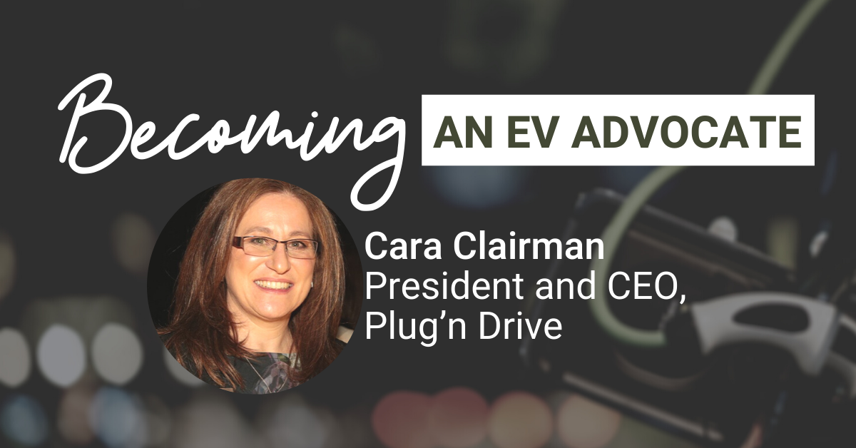 Becoming an electric vehicle advocate