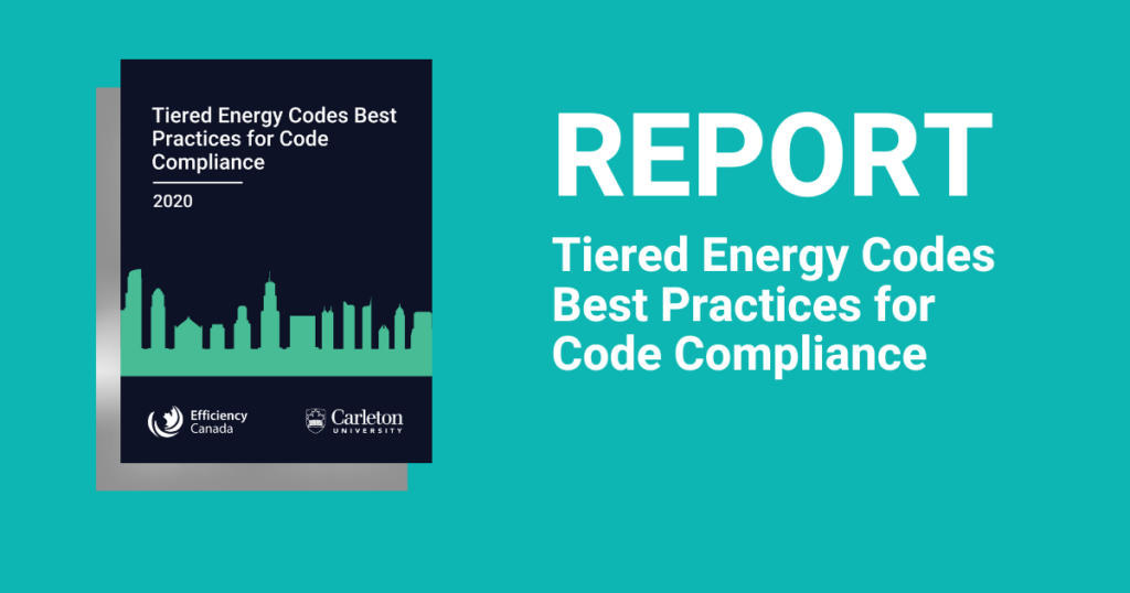 Tiered Energy Codes Best Practices for Code Compliance