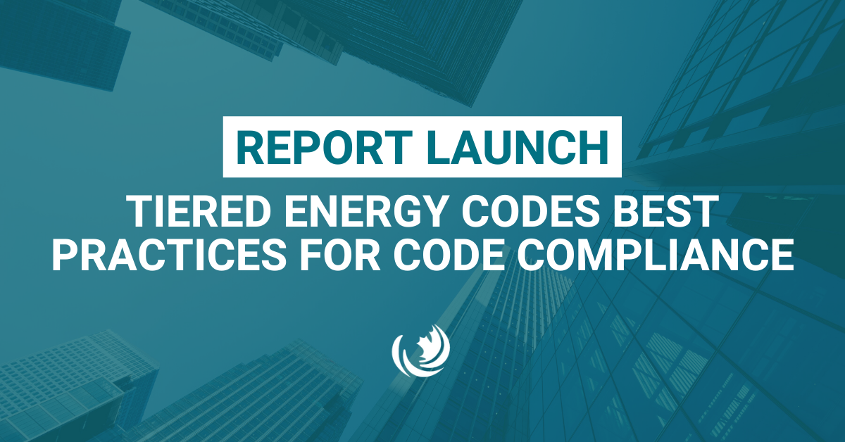 New report charts a pathway to compliance for the building energy codes of tomorrow
