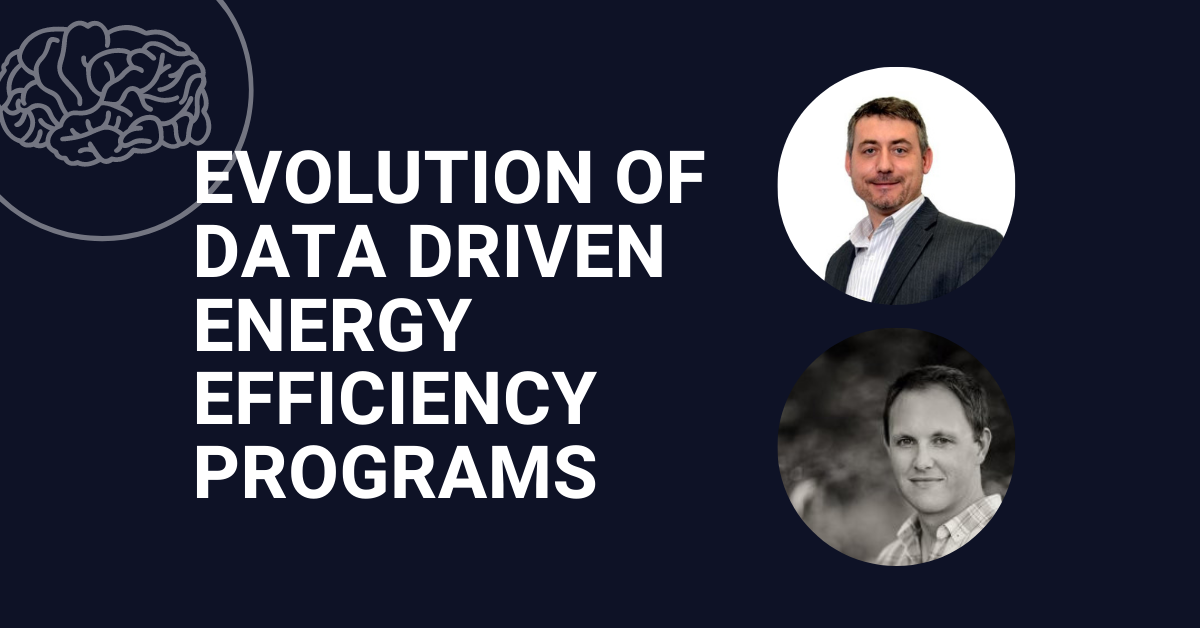 The Evolution of Data-Driven Energy Efficiency Programs