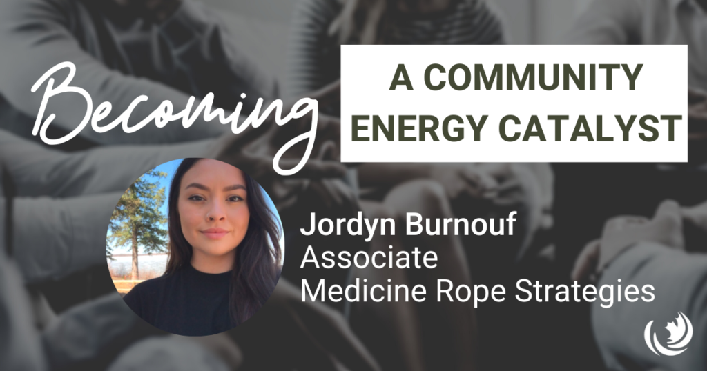 Becoming a Community Energy Catalyst
