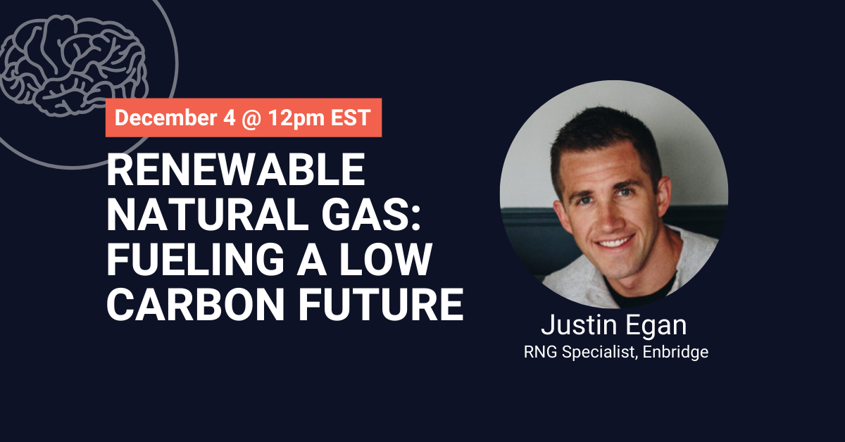 Renewable Natural Gas: Fueling a Low Carbon Future