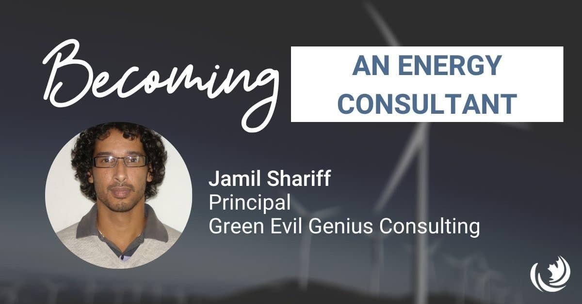 Becoming an Energy Consultant