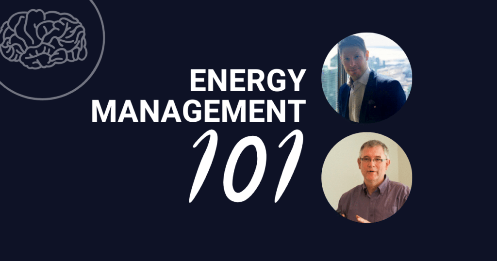 Energy Management 101: Foundational training for new and established Energy Efficiency professionals