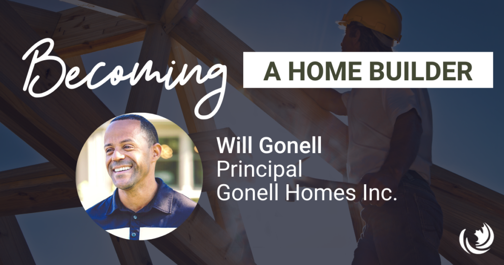 Becoming a Home Builder