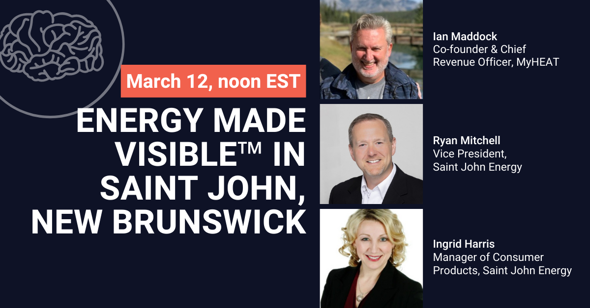 Energy Made Visible™ in Saint John, New Brunswick