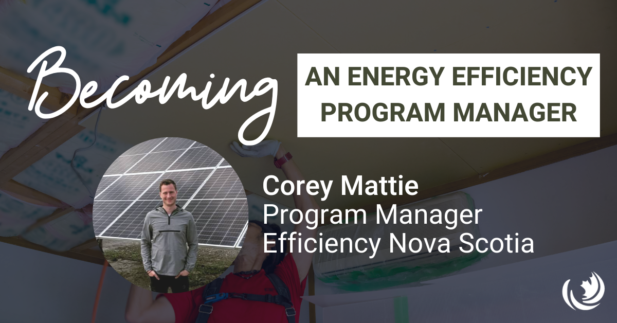 Becoming an Energy Efficiency Program Manager