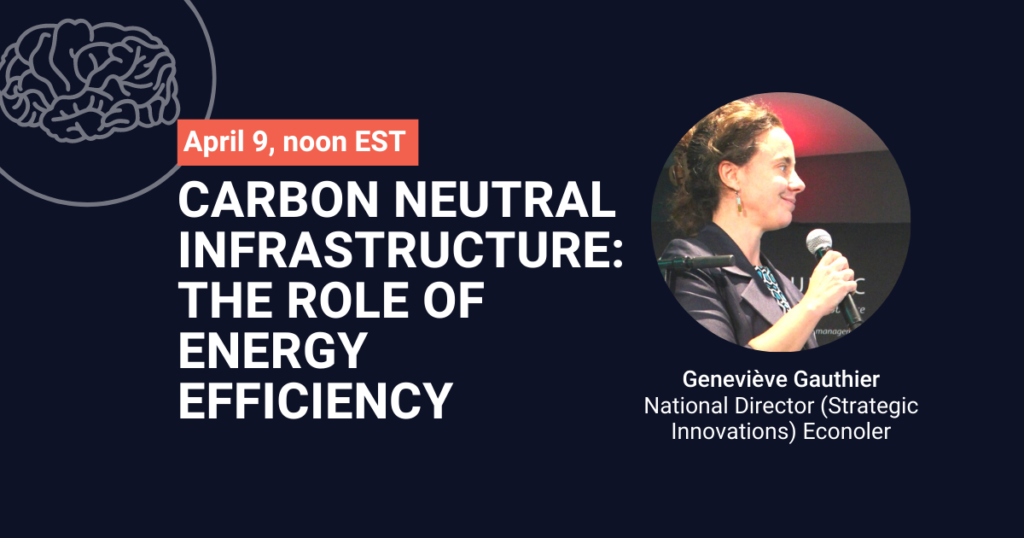 Carbon Neutral Infrastructure: The Role of Energy Efficiency