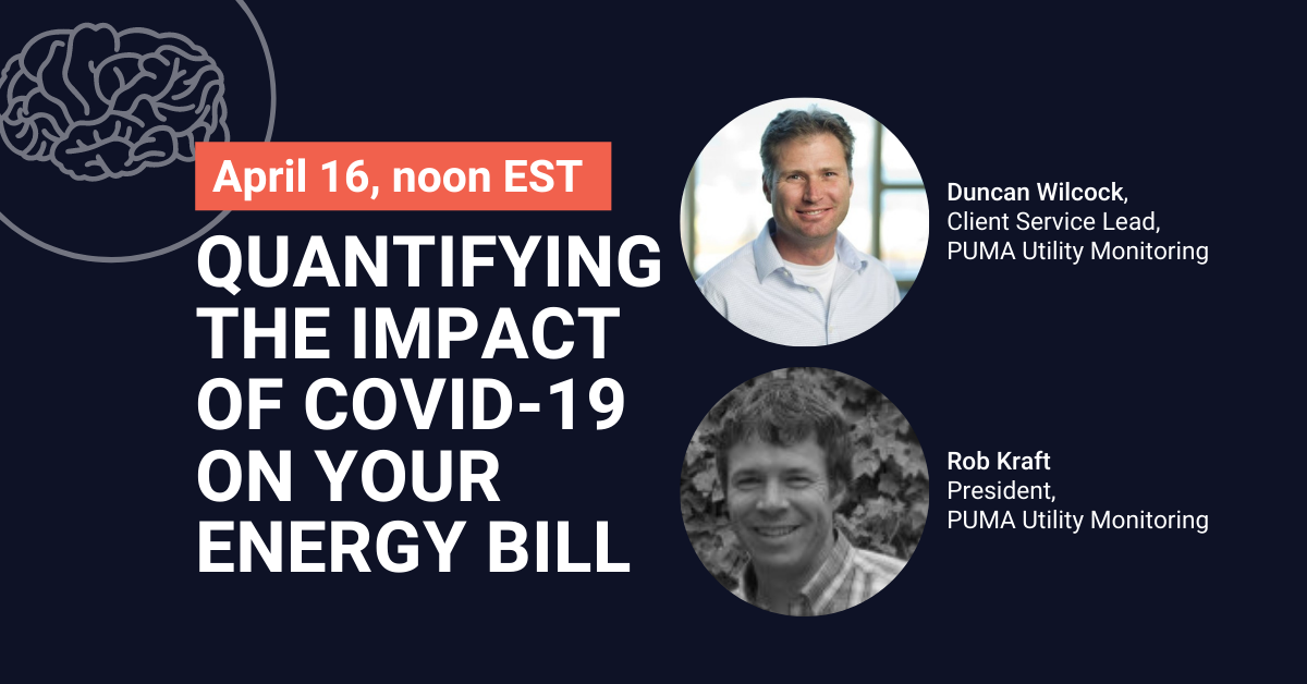 Quantifying the impact of COVID-19 on your energy bill