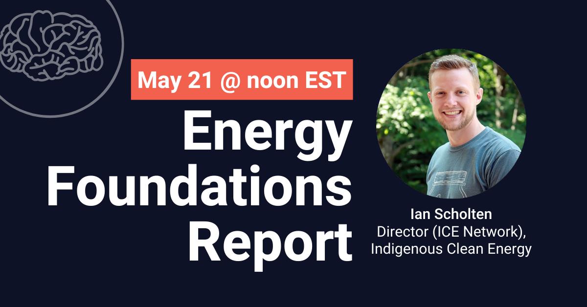 Energy Foundations Report