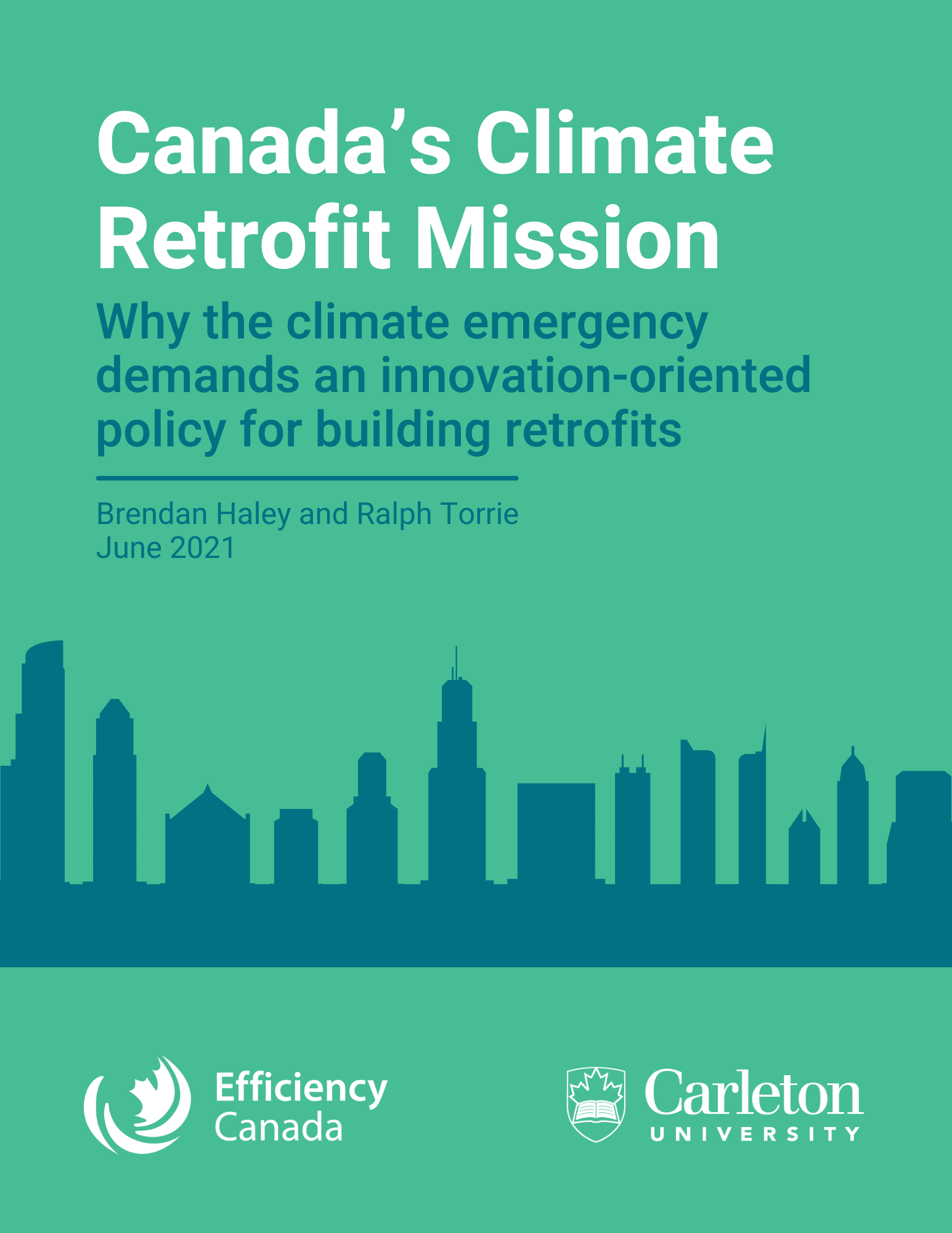 Canada's Climate Retrofit Mission