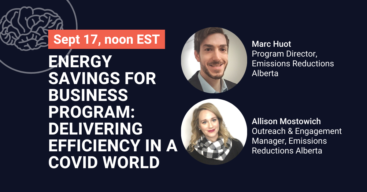 Energy Savings for Business Program: Delivering Efficiency in a COVID World